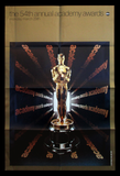 54th Annual Academy Awards one sheet 1982 Oscars