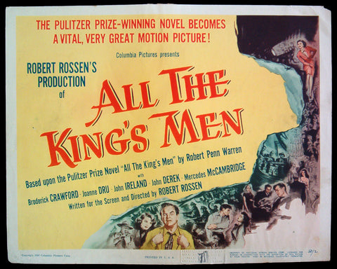 All The King's Men title card 1950