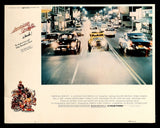 American Graffiti lobby card hot rods