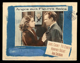 Angels With Dirty Faces lobby card Ann Sheridan James Cagney