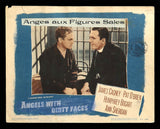 Angels With Dirty Faces lobby card James Cagney Pat O'Brien