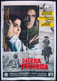 The Appaloosa Spanish one sheet Brando