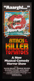 Attack of the Killer Tomatoes 1979 insert poster