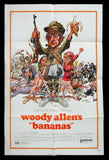 Bananas one sheet 1971 Woody Allen