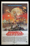 Barbarella one sheet Jane Fonda