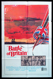 The Battle of Britain one sheet 1969 WWII