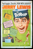 The Bellboy one sheet Jerry Lewis