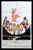Beyond The Valley of the Dolls one sheet 1970 Russ Meyer