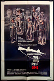 The Big Red One one sheet Sam Fuller WWII