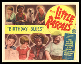 Birthday Blues title card The Little Rascals Our Gang