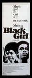 Black Girl insert 1972