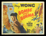Bombs Over Burma title card 1942 Anna May Wong