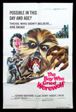 The Boy Who Cried Werewolf one sheet 1973 horror