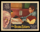 The Brain Eaters lobby card 4 AIP sci-fi horror 1958