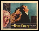 The Brain Eaters lobby card 6 AIP sci-fi horror