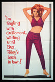 Bus Riley's Back In Town one sheet 1965 Ann-Margret