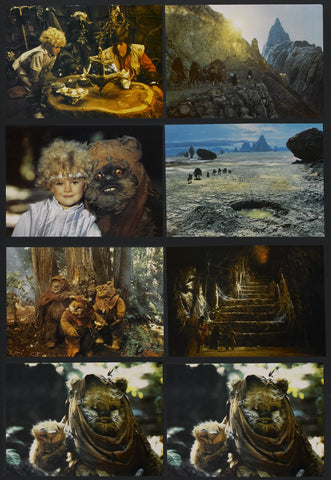 Caravan of Courage color stills Star Wars