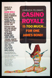 Casino Royale one sheet 1967 James Bond 007