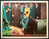 The Cat Creeps 1946 lobby card Universal horror