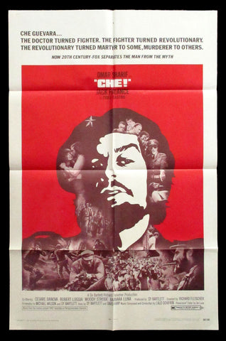 Che! one sheet 1969
