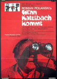 Cul-de-sac German movie poster Polanski