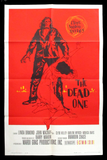 The Dead One one sheet 1960 zombie horror