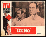 Dr. No lobby card #5 1970 James Bond 007