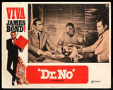Dr. No lobby card #8 1970 James Bond 007