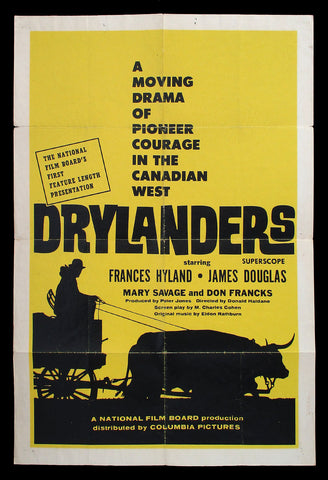 Drylanders Canadian one-sheet 1963