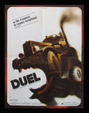 Duel movie poster Spielberg 1971