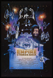 Star Wars Episode V - The Empire Strikes Back poster