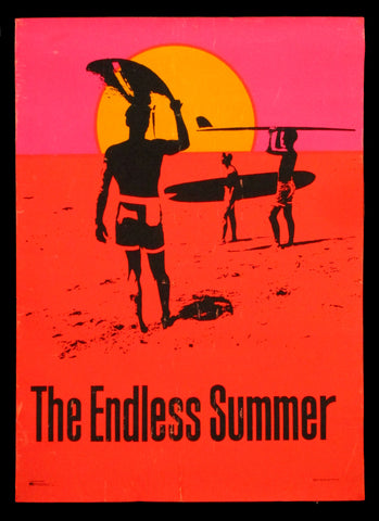 The Endless Summer 1967 John Van Hamersveld