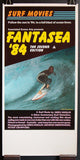 Fantasea 84 Australian daybill movie poster
