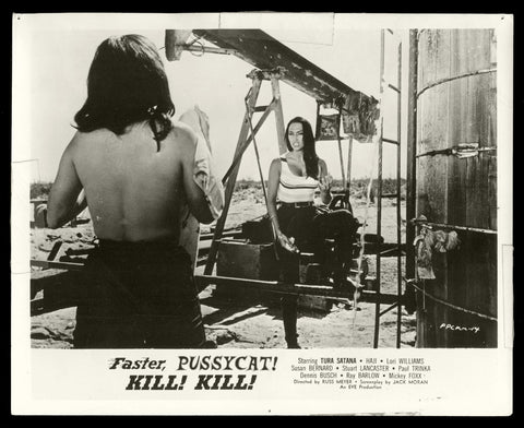 Faster Pussycat Kill Kill still 1 Russ Meyer
