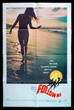 Follow Me one sheet 1969 surfing