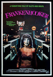 Frankenhooker one sheet 1990 horror