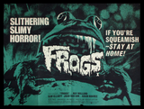 Frogs UK quad 1972 horror