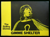 Gimme Shelter lobby card 1971 The Rolling Stones 2