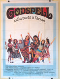 Godspell French movie poster 1973