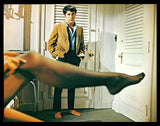 The Graduate color still 1968 Hoffman Bancroft A