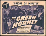The Green Hornet title card 1940