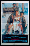 Hannie Caulder one-sheet movie poster Raquel Welch