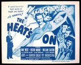 The Heat's On title card Mae West
