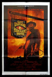 HIgh Plains Drifter one sheet 1973 Clint Eastwood western
