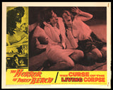 Horror of Party Beach Curse of the Living Corpse lobby card 1964 screaming