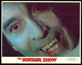 Horror Show mini lobby card Dracula Christopher Lee