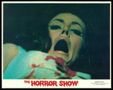 Horror Show mini lobby card