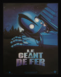 The Iron Giant French movie poster 1999