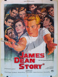 James Dean: The First American Teenager French movie poster