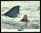 Jaws 2 1978 mini lobby card still 1